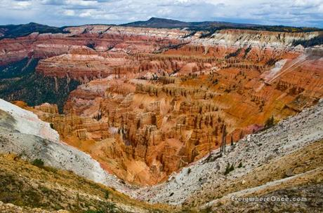 Cedar Breaks National Monument, Utah, Landscape, Canyon, Hoodoos