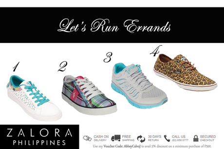 The Z Files: Zalora's Sneakers My Top Picks