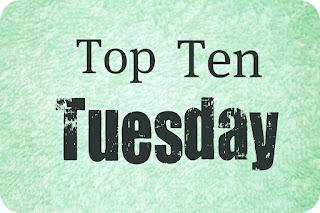 Top Ten Tuesday: Books and Authors I'm Thankful For
