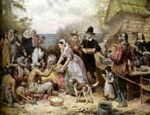 Thanksgiving, Puritans and Rap?
