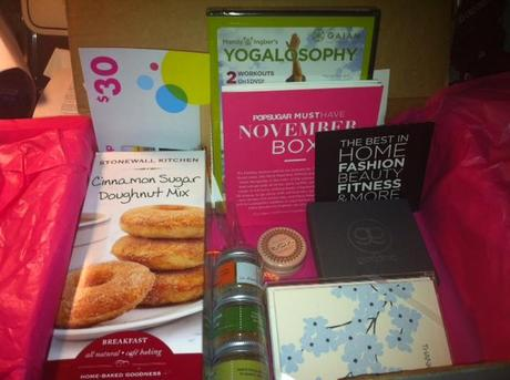 Fabulous Finds: Mini Haul L'Occitane, Pop Sugar Must Have November Box, & Juicy Couture