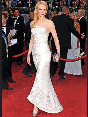 The Gowns of Nicole Kidman