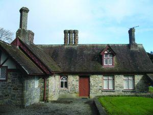 Shell Cottage: Co. Kildare, Ireland