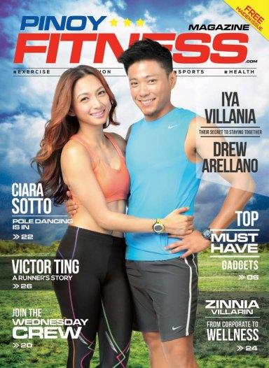 Get your PDF copy of Pinoy Fitness Magazine Maiden Issue