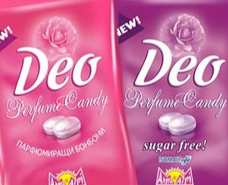 Edible Deodorant: It Tastes Good and You'll Smell Good
