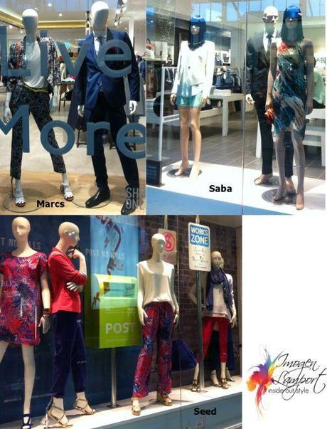 Summer 2012/2013 Fashion Trends In Stores Now