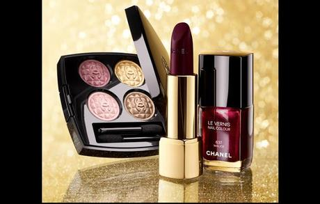 CHANEL Holiday Collection ÉCLATS DU SOIR DE CHANEL (Products and Prices)