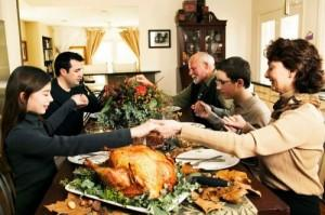 Thanksgiving-A Time To Come Together!
