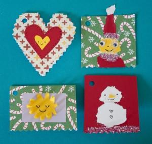 Whimsical Winter Gift Tags Tutorial