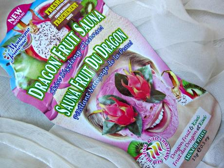 Montagne Jeunesse Exotic Fruits Face Masks