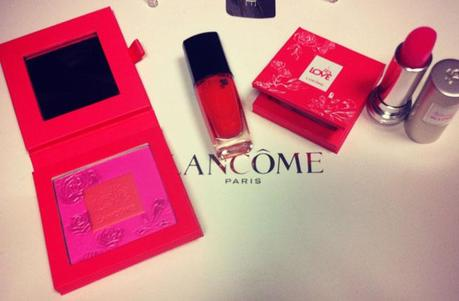 Upcoming Collections: Makeup Collections: Lancome: Lancome In Love Collection For Spring 2013