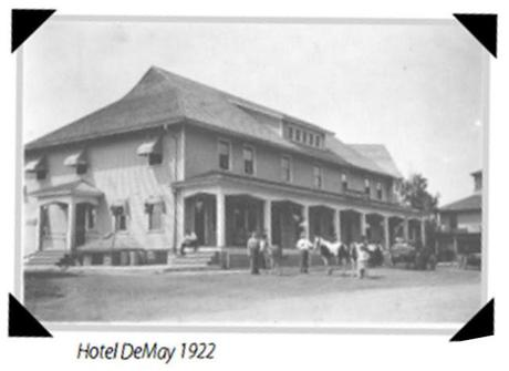 Hotel de May & Phelps General Store: Rochester, NY