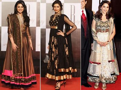 The Eternal Charm of Anarkali Dresses