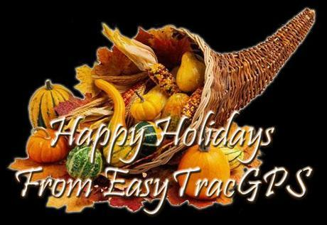 Happy Thanksgiving From EasyTracGPS!…