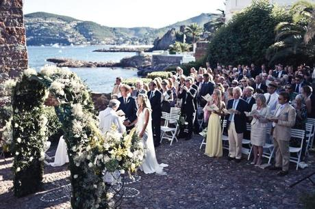 Keyword Of The Week Outdoor Wedding Venue France