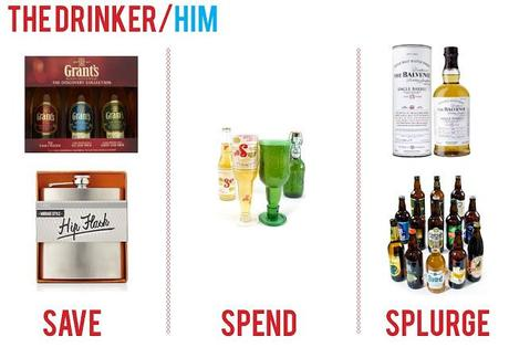 Christmas Gift Idea's - His and Hers Drinks