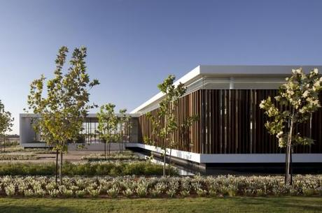 Pavilion 2012 by pitsou kedem architects