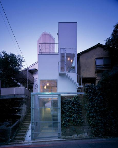 43base by Miurashin architect + associates