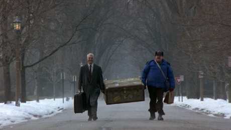 Brian's Favorite Thanksgiving Movie: Planes, Trains, & Automobiles