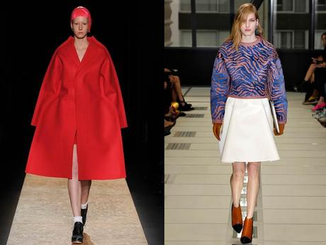 Fall Winter 2012 Trends - Oversize
