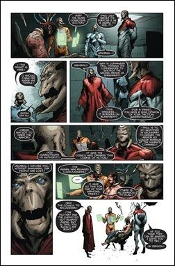 X-O Manowar #9 Preview 4