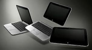HP Envy X2 tablet