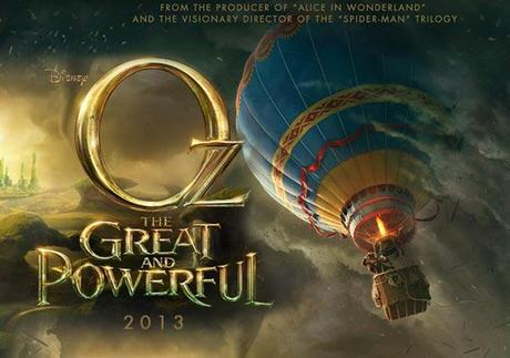 OZ The Great and Powerful Official Trailer # 2 a High Toned Immaculate & Vivified Movie