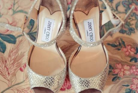 bridal jimmy choos