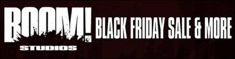 BOOM! Studios Black Friday Weekend Sale!