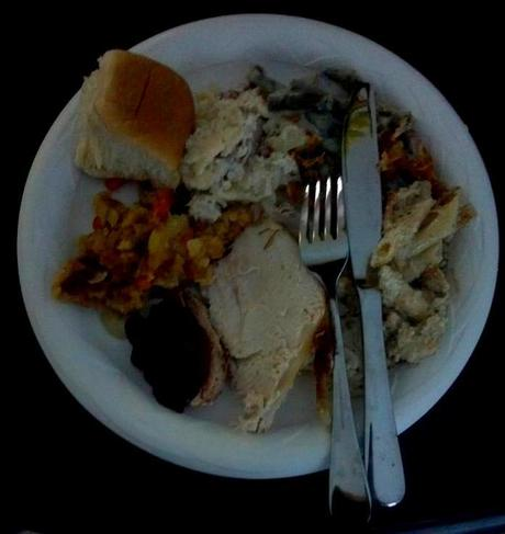 A Runners Thanksgiving