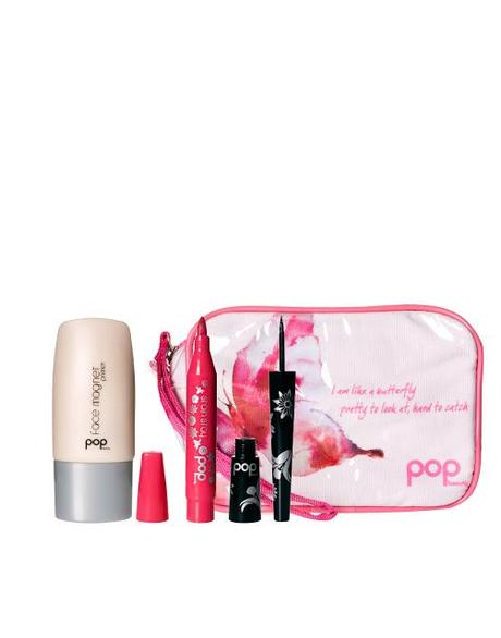 Makeup Essentials and A Makeup Bag