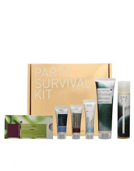 Korres Party Survival Kit (£19.00)