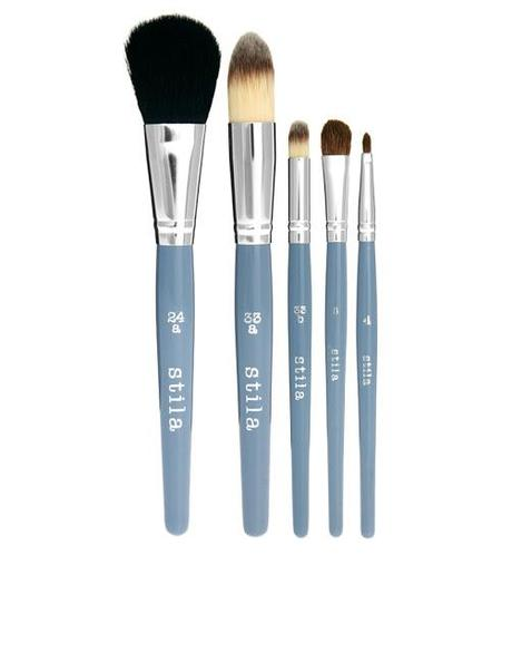 Stila Limited Edition Make Up Brush Set  (£20.00)