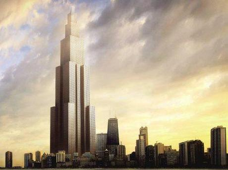 China will build world's tallest building in 90 days