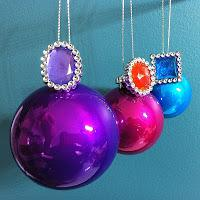 Add bling to your baubles!