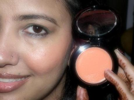 Nyx Creme Blush In Orange Review And Swatches Paperblog