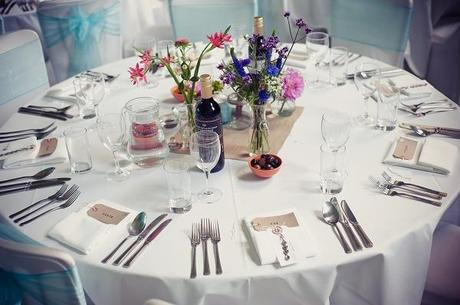 DIY wedding UK Walcot Hall (15)