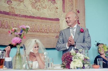 DIY wedding UK Walcot Hall (24)