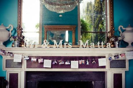 DIY wedding UK Walcot Hall (2)