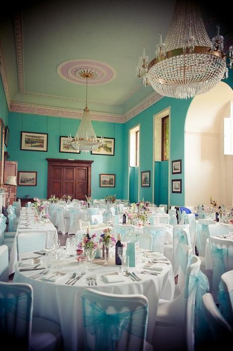 DIY wedding UK Walcot Hall (19)
