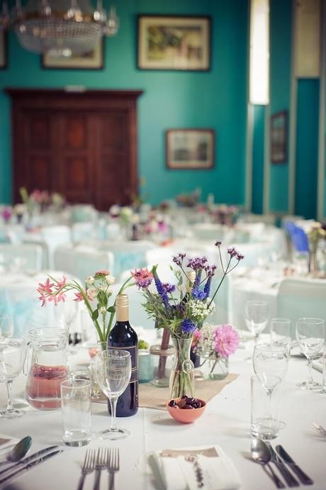 DIY wedding UK Walcot Hall (18)