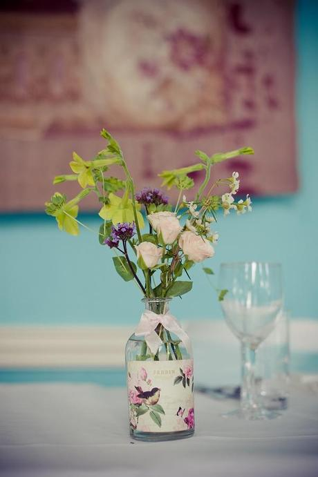 DIY wedding UK Walcot Hall (8)