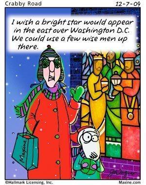 Maxine's Christmas wish