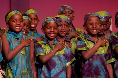 Choir 38 1024x682 Give up a Gift for Africa' this Christmas