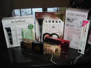 Black Friday Goods from Macys, Sephora, The Body Shop