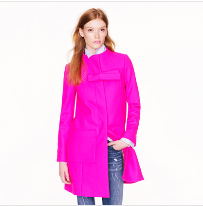 j crew promo code sale deal covet her closet fashion celebrity blog trends 2012 how to tutorial coats wool