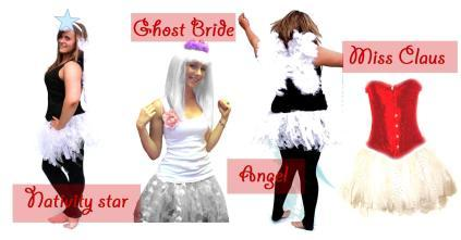 Festive fancy dress – what's your favourite outfit?