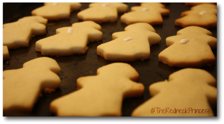Melting Shortbread…
