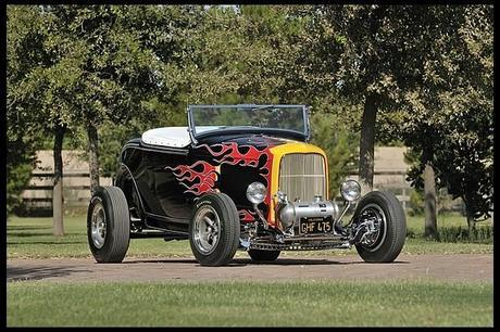 1932 Ford McMullen Roadster