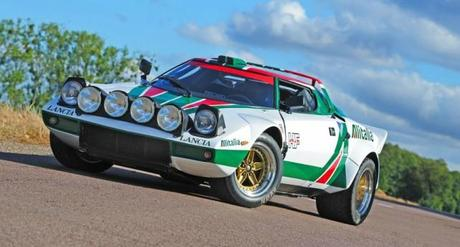1974 Lancia Stratos Group 4